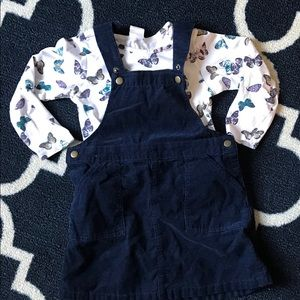 H&M Toddler Girl Outfit